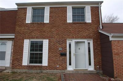 Greene County Condo/Townhouse Pending/Show for Backup: 1409 Williamsburg Court