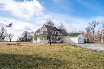 Single Family Home Pending/Show for Backup: 5400 Wallace Road