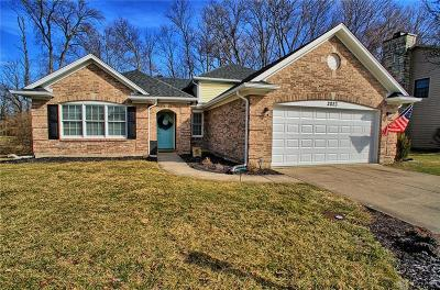 Dayton Single Family Home Pending/Show for Backup: 2023 Bluestream Court