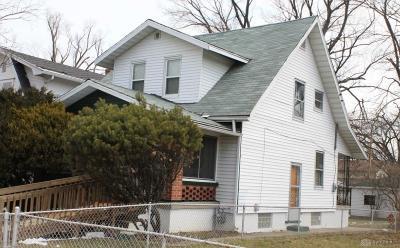 Dayton Single Family Home For Sale: 550 Brooklyn Avenue