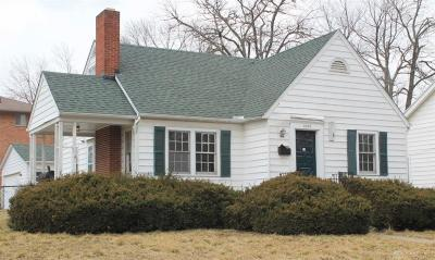 Dayton Single Family Home For Sale: 2305 Rugby Road