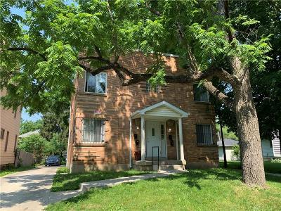 Dayton Multi Family Home For Sale: 1029 Old Orchard Avenue