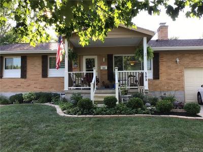 Miamisburg Single Family Home For Sale: 503 David Drive
