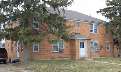 Dayton Multi Family Home For Sale: 333 Bruce Avenue