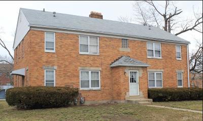 Dayton Multi Family Home For Sale: 345 Bruce Avenue