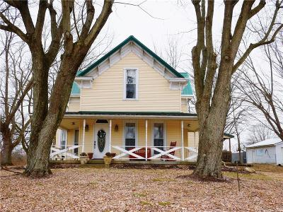 Xenia Single Family Home For Sale: 1673 Us Route 68