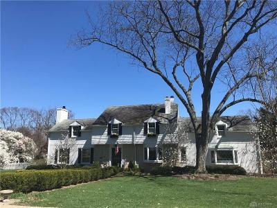 Oakwood Single Family Home For Sale: 600 Garden Road