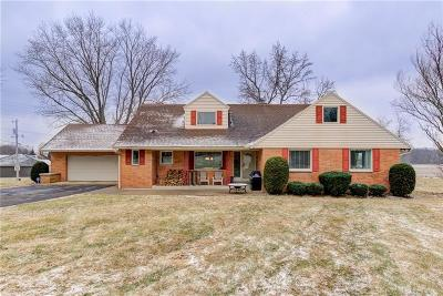 Single Family Home For Sale: 1221 Ankeney Road