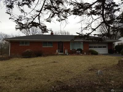 Springfield Single Family Home For Sale: 514 Candace Drive