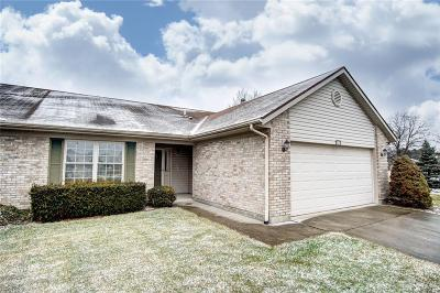 Englewood Single Family Home For Sale: 102 Brumbaugh Court