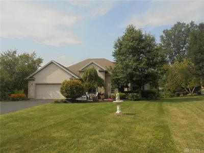Wilmington OH Single Family Home Pending/Show for Backup: $299,000