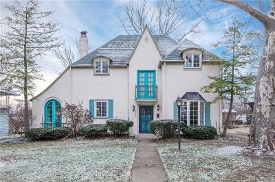 Middletown Single Family Home For Sale: 3309 Central Avenue