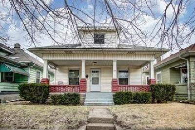 Middletown Single Family Home For Sale: 819 Auburn Street