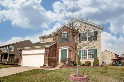 Fairborn Single Family Home For Sale: 1471 Observatory Drive