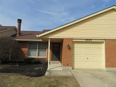 Montgomery County Condo/Townhouse For Sale: 8329 Leisure Drive