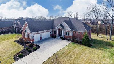 Montgomery County Single Family Home For Sale: 11037 Cold Spring Drive