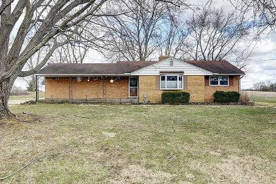 Clayton Single Family Home For Sale: 8450 Crestway Road