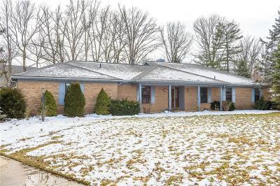 Dayton Single Family Home For Sale: 3010 Desert Turtle Court