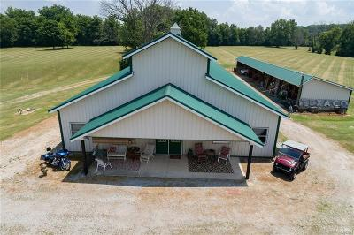 Highland County Farm For Sale: 8072 Sr 134