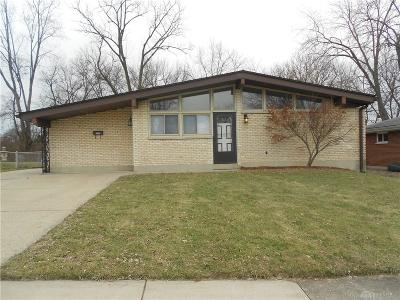 Montgomery County Single Family Home For Sale: 5352 Barrett Drive