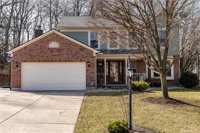 Beavercreek Single Family Home For Sale: 4133 Summerfield Drive