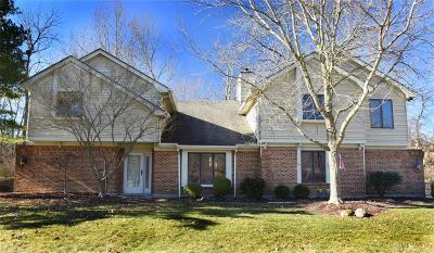 Dayton Single Family Home For Sale: 7205 Forest Brook Boulevard