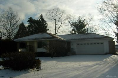 Springfield Single Family Home Pending/Show for Backup: 3216 Bristol Drive
