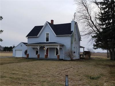 Jamestown Vlg OH Single Family Home For Sale: $164,900