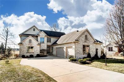 Springboro Single Family Home For Sale: 160 Pond Court