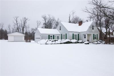 Dayton OH Single Family Home For Sale: $129,000