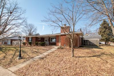 Xenia Single Family Home For Sale: 1580 Sioux Drive