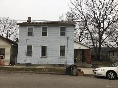 Montgomery County Multi Family Home For Sale: 117 Old Main Street