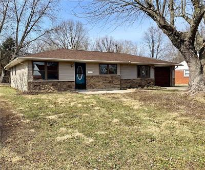 New Carlisle Single Family Home Pending/Show for Backup: 417 Carpenter Drive