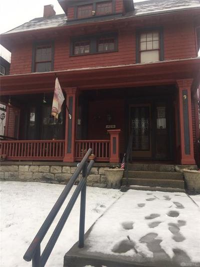 Dayton OH Single Family Home For Sale: $65,000