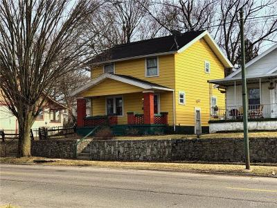 Dayton Single Family Home For Sale: 3604 Wayne Avenue