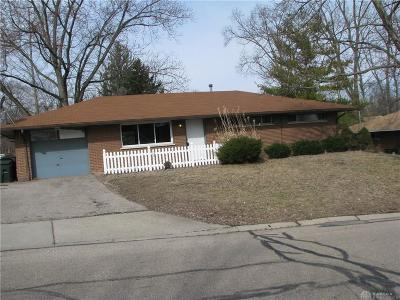 Dayton Single Family Home Pending/Show for Backup: 625 Maple Hill Drive