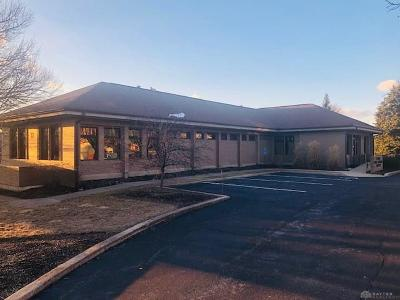 Xenia Commercial For Sale: 1142 Monroe Drive