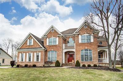 West Milton Single Family Home For Sale: 75 Black Oak Drive
