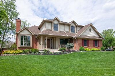Vandalia Single Family Home For Sale: 1361 Palomino Avenue