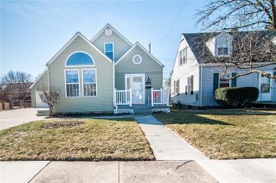 Fairborn Single Family Home Pending/Show for Backup: 340 Elm Avenue