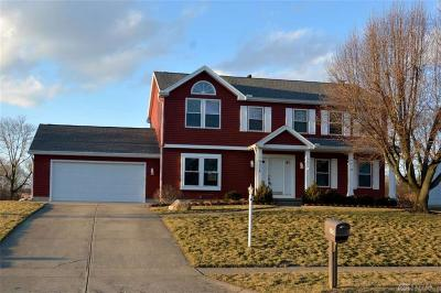Beavercreek Single Family Home Pending/Show for Backup: 3558 Crab Orchard Avenue