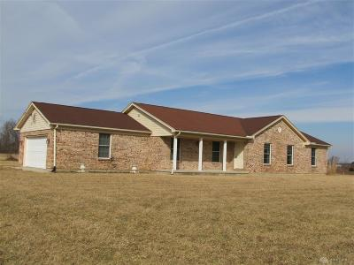Single Family Home Pending/Show for Backup: 3422 Heck Road