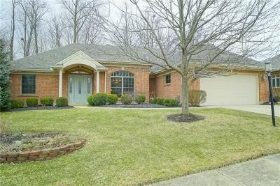 Bellbrook Single Family Home Pending/Show for Backup: 3922 Jacob Hills Court