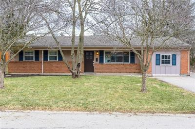 Bellbrook Single Family Home Pending/Show for Backup: 2110 Lakeman Drive