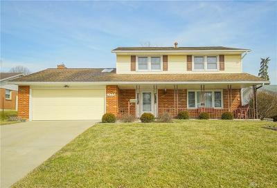 Fairborn Single Family Home For Sale: 375 Cherrywood Drive