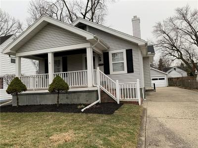 Oakwood Single Family Home Pending/Show for Backup: 342 Wonderly Avenue