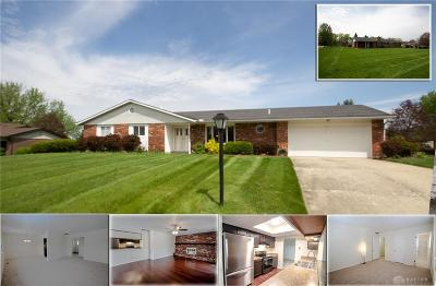 Beavercreek Single Family Home For Sale: 4400 Mohave Drive