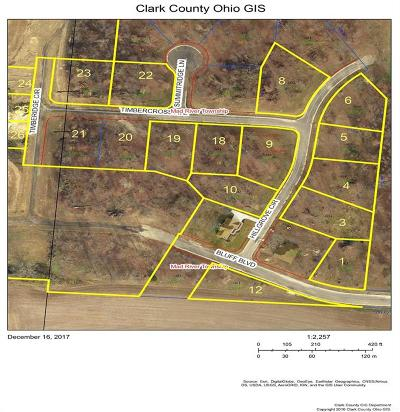 Fairborn Residential Lots & Land For Sale: 7487 Timbercross Avenue