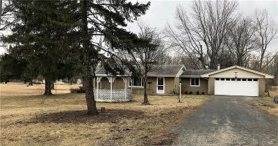 Brookville Single Family Home Pending/Show for Backup: 12294 Brookville Pyrmont Road