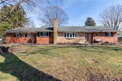 Centerville Single Family Home Pending/Show for Backup: 5640 Kirkstone Drive